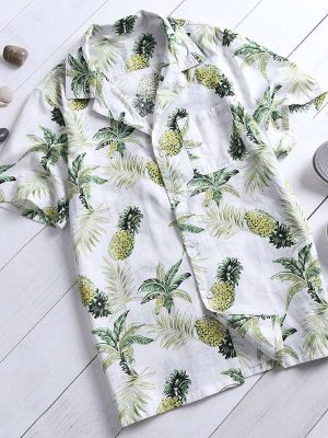 Men's Slim-Fit Short-Sleeve Printed T-Shirt