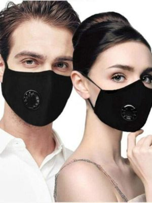 Cotton Breath 5 Layer N95 Face Mask Anti-Dust Anti Pollution Protection